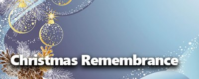 ChristmasRemembrance